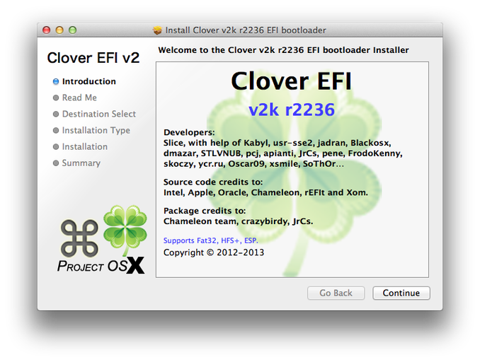 Install Clover to USB/HDD - Clover UEFI Guide